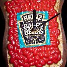 Lunch Mum! Priceless (the baked beans clock) by Lyndy
