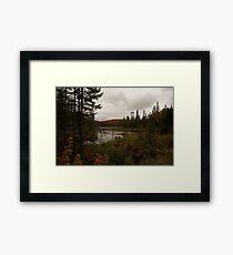 northern Ontario Framed Print