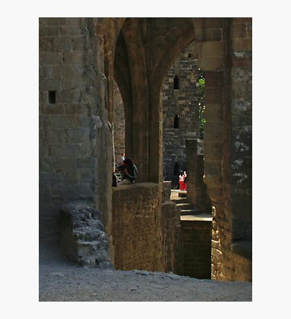 Within Walls Photographic Print