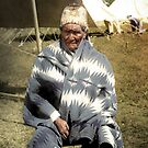 Geronimo as US Prisoner 1905 von Mario  Unger