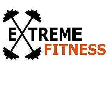Extreme fitness by Pferdefreundin