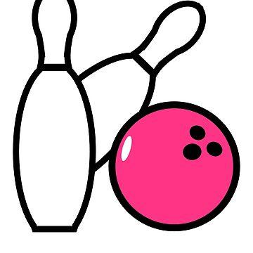 bowling by Pferdefreundin
