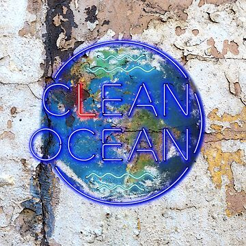 Clean Ocean – Save the Sea by Art-Frankenberg