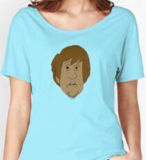 Shaggy Women's Relaxed Fit T-Shirt