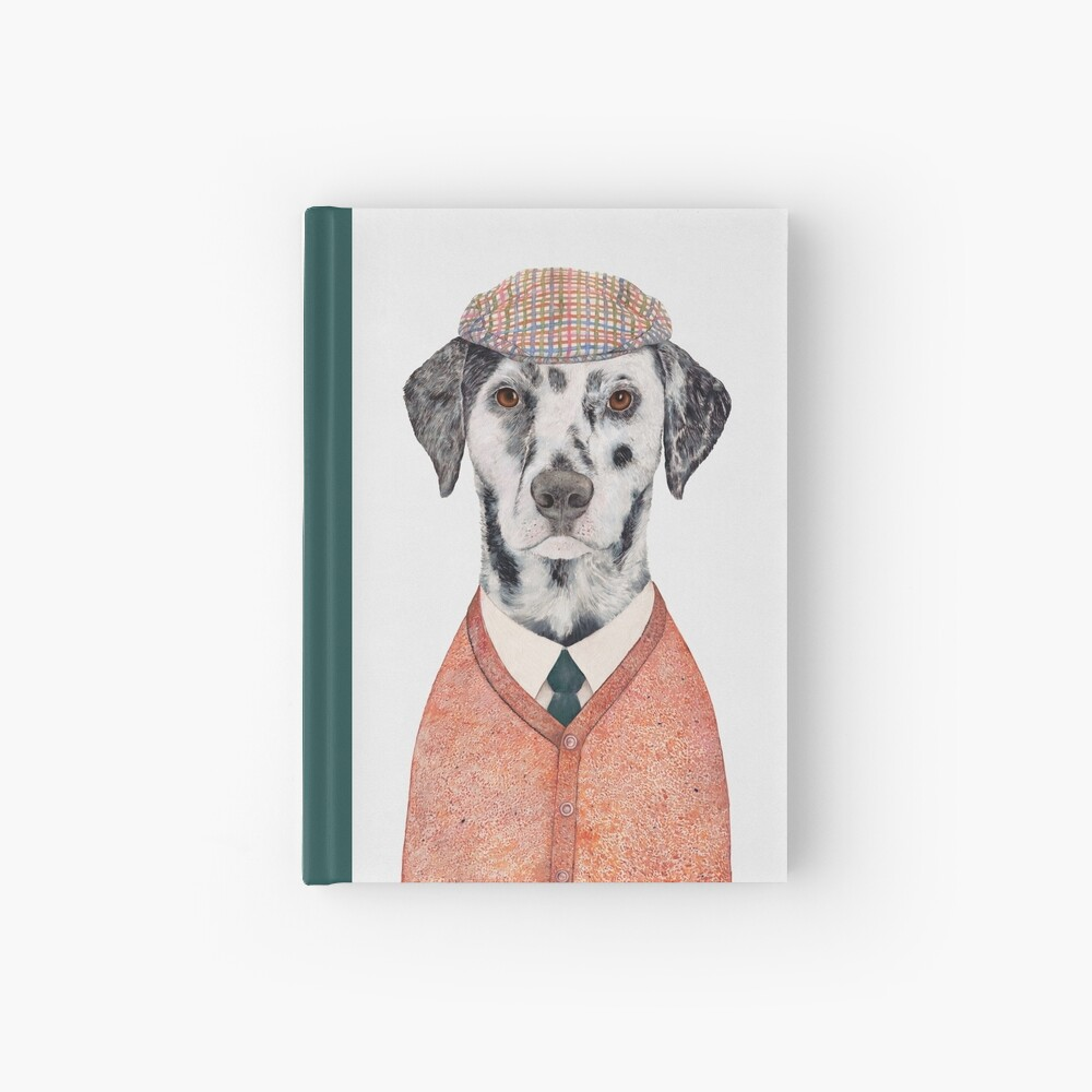 Dalmatian Hardcover Journal