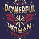 Powerful woman by Typhoonic