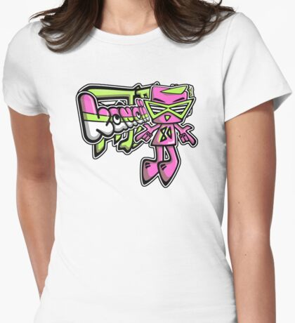 Eighties Mascot Tag T-Shirt