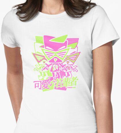 Eighties Mascot Stencil T-Shirt