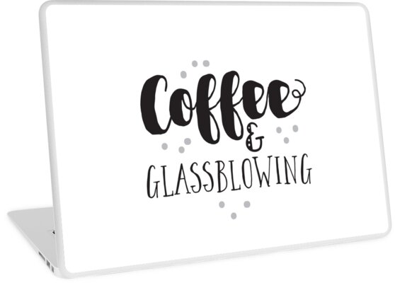 Coffee and Glassblowing by jazzydevil