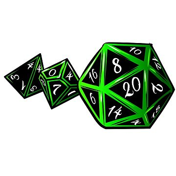 Rolling 20's... Dungeons and dragons dice roll rpg tabletop gaming by Nocturnalcultur
