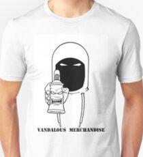 Vandalous Minds#9 Unisex T-Shirt