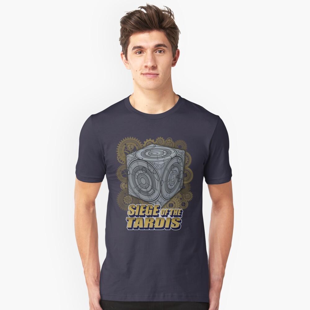 Siege Mode Alternative Slim Fit T-Shirt
