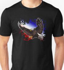 Bald Eagle - Red, White & Blue (2) Unisex T-Shirt