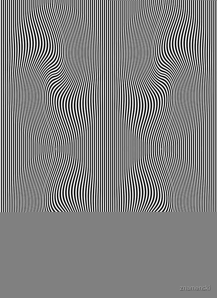design, pattern, abstract, illustration, art, vector, metallic, wave, shape, illusion by znamenski