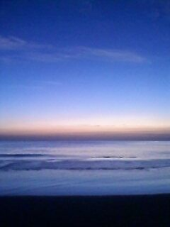 Blue Dawn On The Beach by DianaTaylor/ JacksonDunes