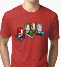 Castle Crashers - The Elements Tri-blend T-Shirt