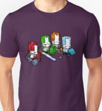 Castle Crashers - The Elements Unisex T-Shirt