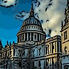 St Pauls, London by bywhacky