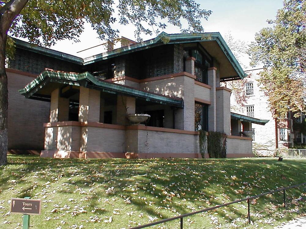 Susan Lawrence Dana House by AJ Belongia