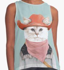 Rodeo Cat Sleeveless Top