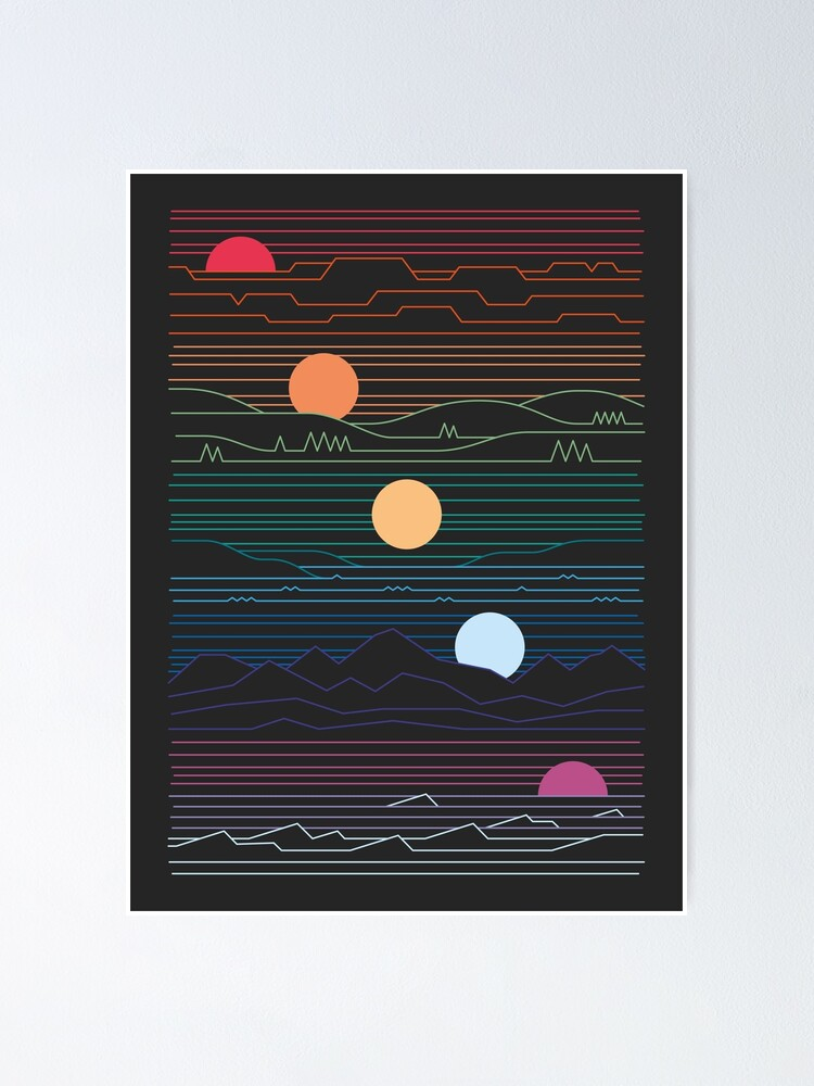 Alternate view of Many Lands Under One Sun Poster