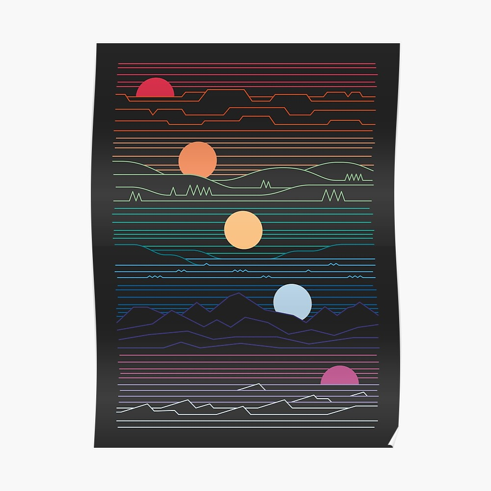 Many Lands Under One Sun Poster