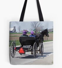 Staying With Tradition Tote Bag