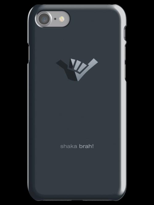 Shaka brah! by jaredfin