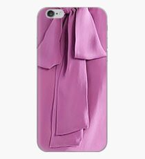 Lilac tie neck design inspired Kate iPhone Case