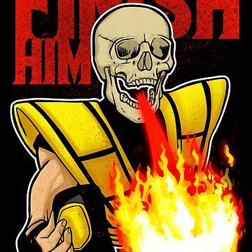 Finish Him! de Retro-Freak