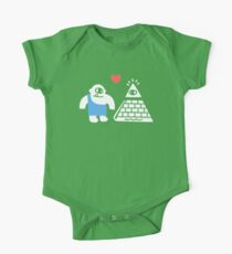 Adorable Conspiracy Theory One Piece - Short Sleeve