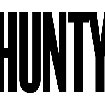 HUNTY by MermanOfSalinas