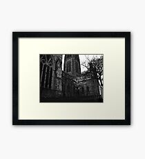 Cathedral Framed Print