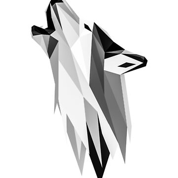 Wolf Polygon  by fxxu