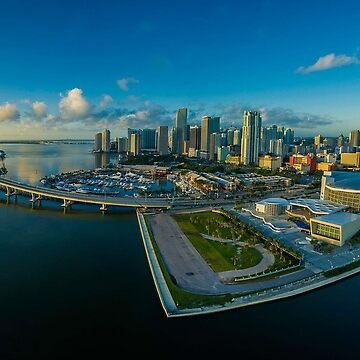 Miami Florida by EdmondHoggeJr