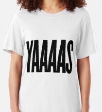 YAAAS Slim Fit T-Shirt