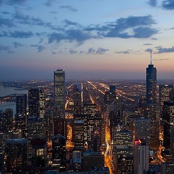 Chicago Illinois by EdmondHoggeJr