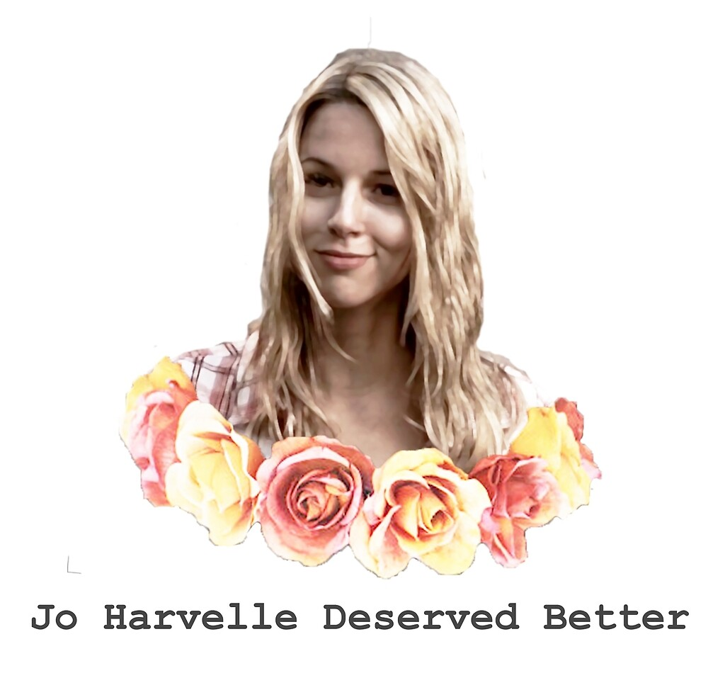 Jo Harvelle Deserved Better by PianoThing