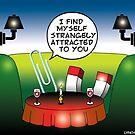 strange attraction by Mark  Lynch