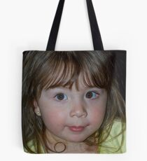 I't all in the eyes Tote Bag