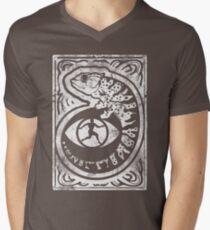 Oblivion Skills: Sneak V-Neck T-Shirt