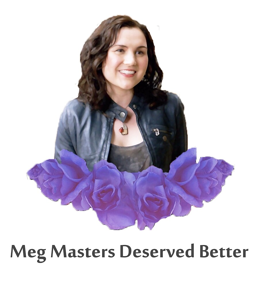 Meg Masters Deserved Better by PianoThing