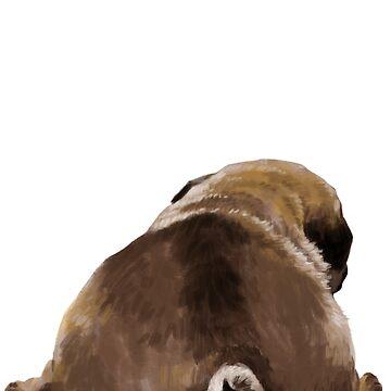 Pug Butt de bignosework