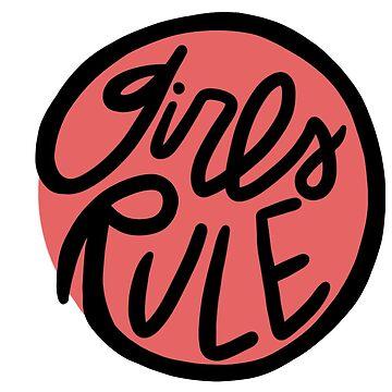 regla de las muchachas de shelbiefran