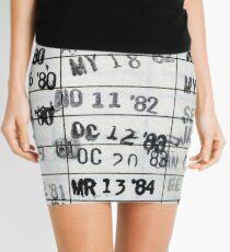 Date Due #1 Mini Skirt