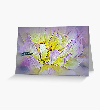 Perfectly Flawed Greeting Card
