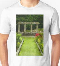 Manicured gardens -  T-Shirt