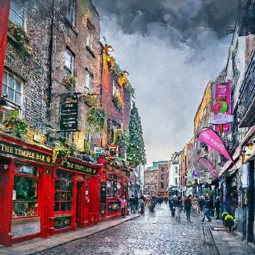 Dublin art #dublin by JBJart