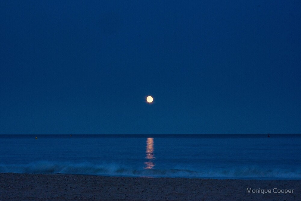 Blue Moon. by M R Cooper