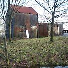 Old Barn, Berkshire by Danielle  La Valle